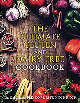 Ultimate Gluten Dairy Free Cookbook ebook product image