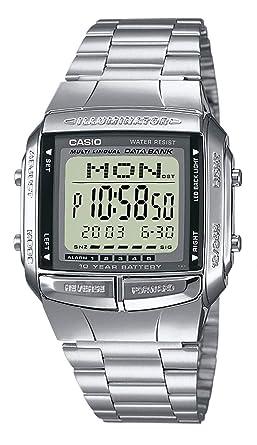 Casio Reloj de Pulsera DB-360N-1AEF: Amazon.es: Relojes
