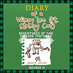 Diary Of A Wimpy Lee (ft. Stampy Cat): Adventures of the Missing Youtuber
