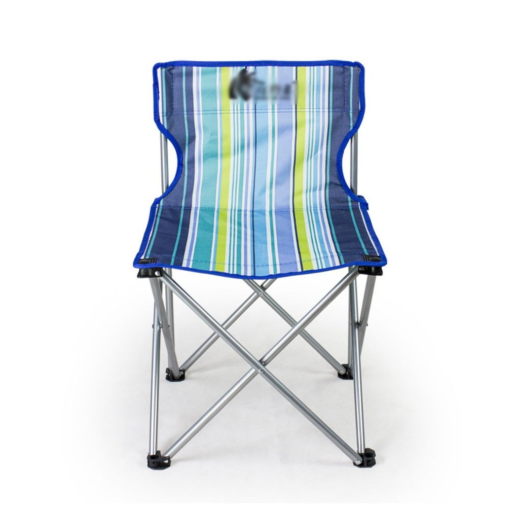 高質 アウトドア折りたたみキャンプ椅子軽量ポータブル釣りハイキング椅子レジャー椅子ビーチチェアセルフDriving Stool Stool B07D9YW5HB Medium Medium ブルーストライプ B07D9YW5HB, スミヨシク:e34dc58d --- cliente.opweb0005.servidorwebfacil.com