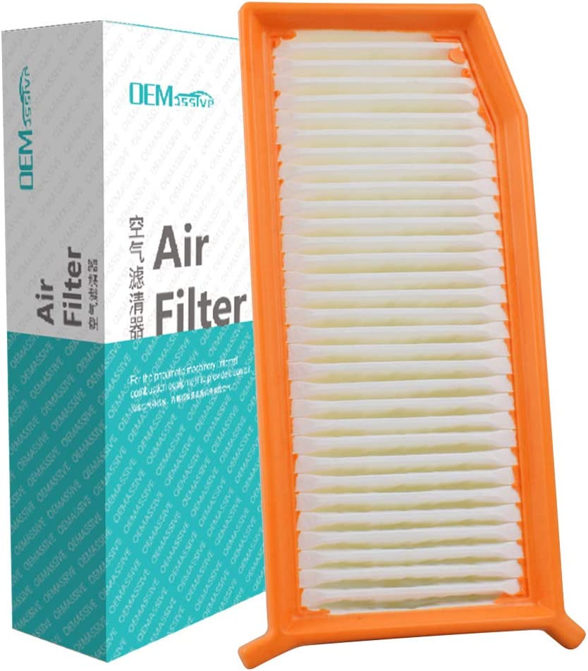 Air Filter For Clio IV 4 Captur Duster Lodgy Dokker Sandero Logan 165467674R 165469843R 165463998R 0.9L 1.2L 1.5L