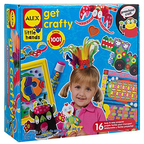 Giant Busy Box (ALEX Toys Little Hands Get Crafty)