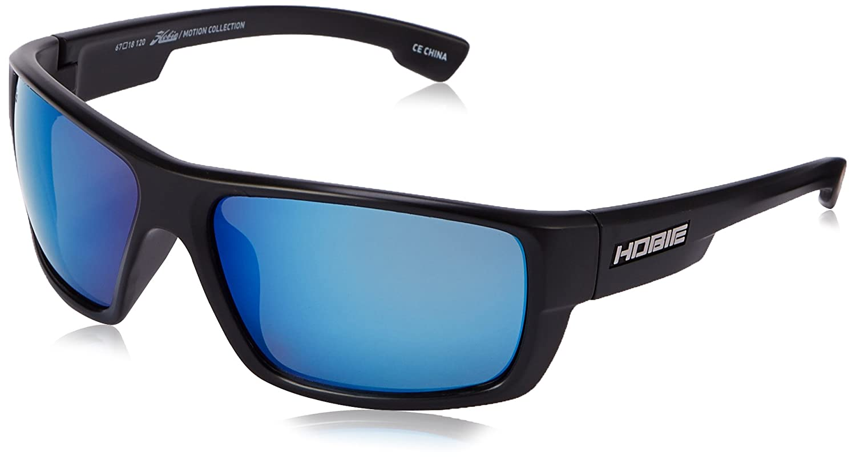 Hobie Mens Mojo Polarized Rectangular Sunglasses
