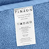 Pinzon Heavyweight Luxury 820-Gram Large Towel Bath Sheet - Marine