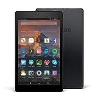 """Tablet Fire HD 8, schermo HD da 8"""", 32 GB, (Nero) - con offerte speciali (7.Generation - 2017 Modell)"""