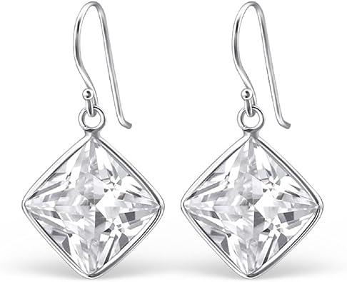 ICYROSE 925 Sterling Silver Basketball Hoop Stud Earrings 24529