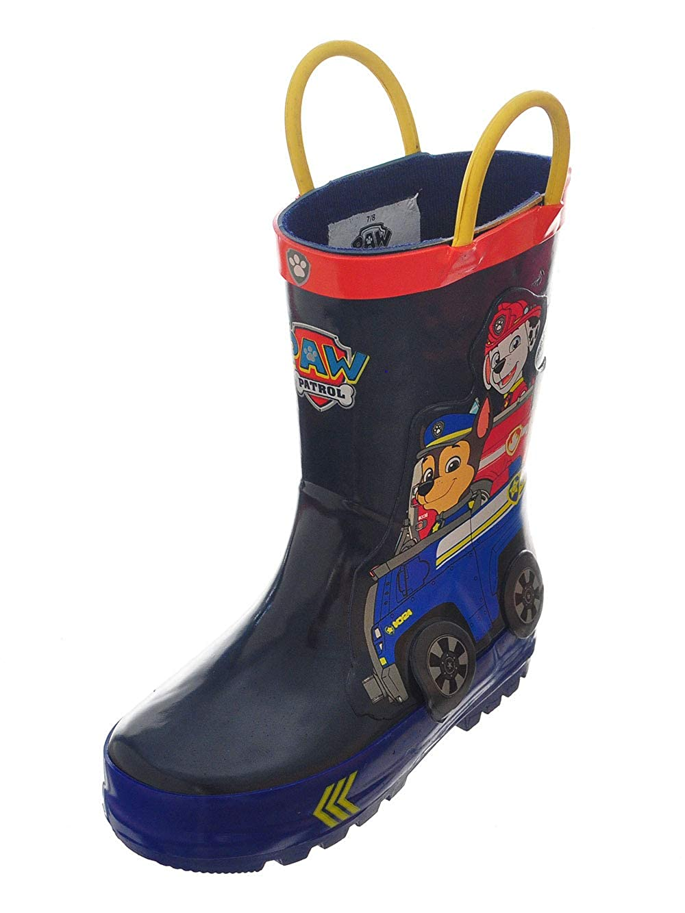 Josmo BoysPaw Patrol Rain Boots Josmo Shoes
