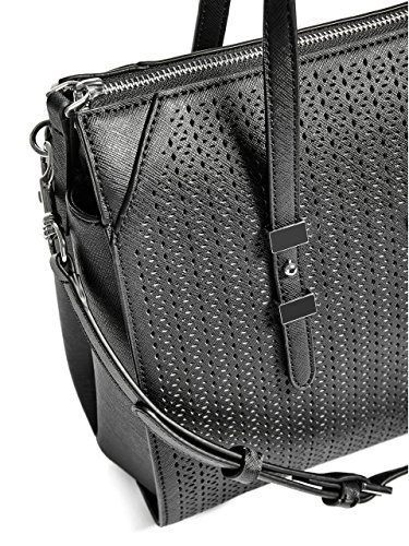 Guess Sac Bowling Gia Satchel Black