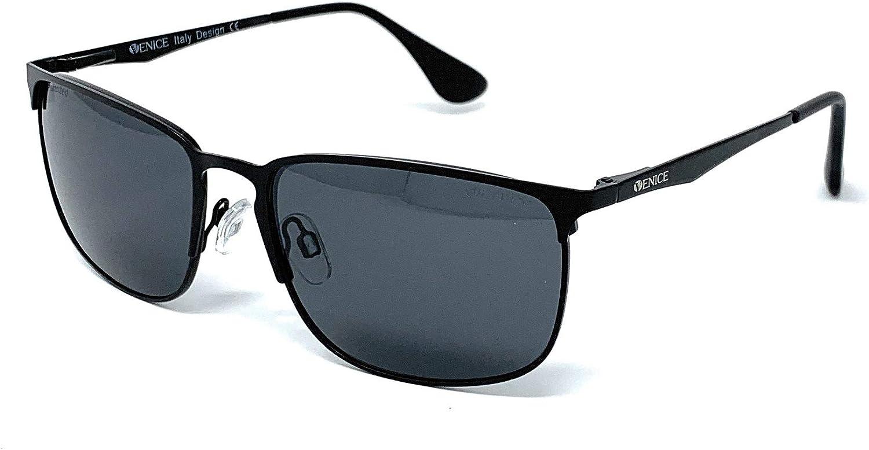 el Ciclismo y cualquier deporte al aire libre Gafas De Sol Venice Polarizadas Hombre con Proteccion UV400 para el Golf la Pesca