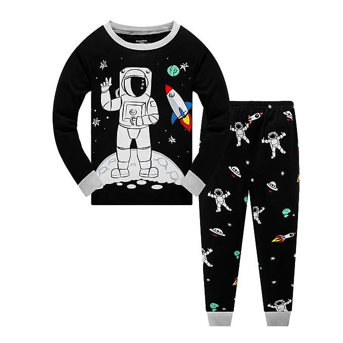 Baby Girls Two Pack Pyjamas PJs Pajamas Dinosaur Spotty Soft Cotton