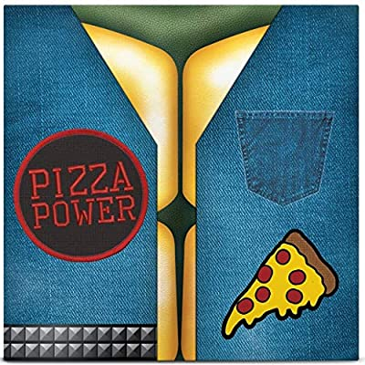 "Pizza Power Single [7"" VINYL]"