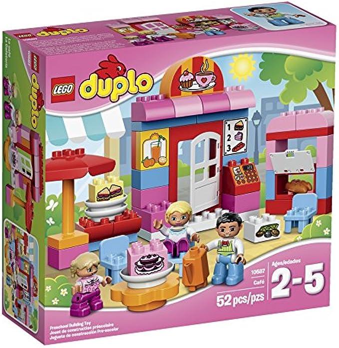 LEGO Duplo 10587 Cafe