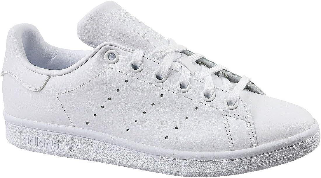 ADIDAS STAN SMITH S76330 TOTAL WHITE Size : 36 2-3
