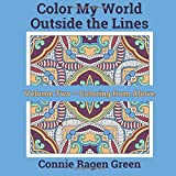 Coloring From Above (Color My World Outside the Lines) (Volume 2)
