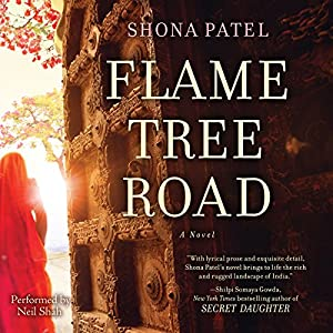 Flame Tree Road Audiobook