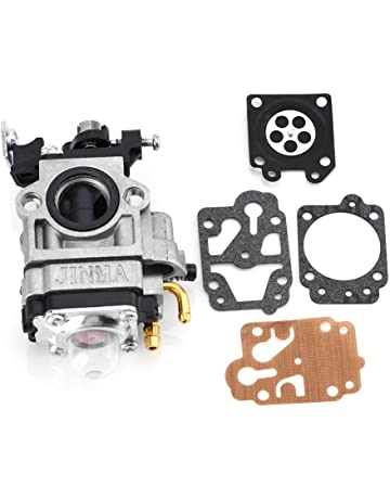Cortacésped Carburador Grass Trimmer carburador con kits de reparación<br/>para la cortadora