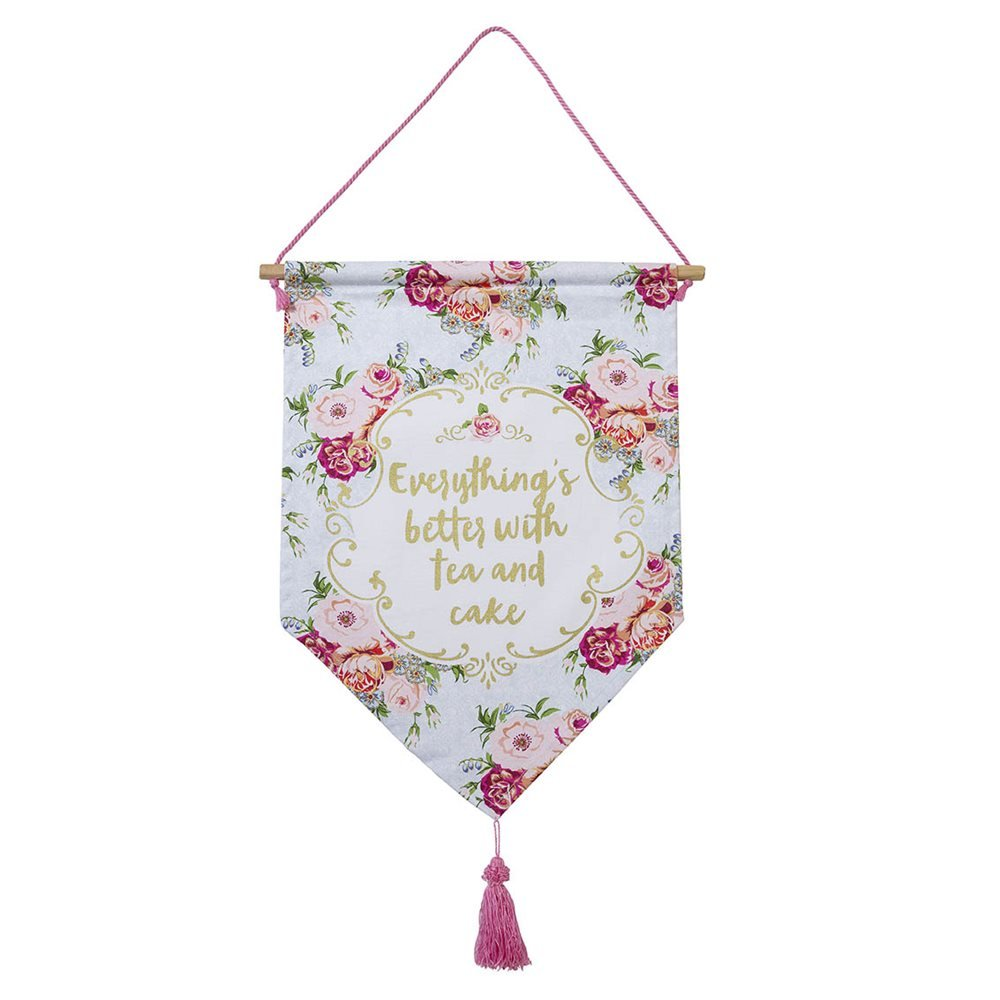 Talking Tables Tea Party Decorations Hanging Décor | Truly Scrumptious | Also Great For Room Décor | 1.5M by Talking Tables