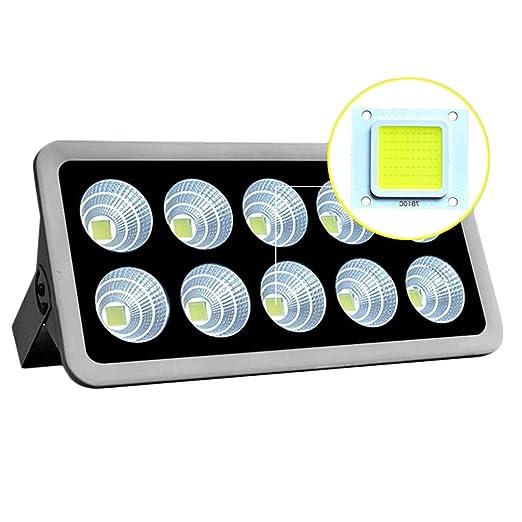XEX Foco LED Proyector, Luz De La Pared contra La Lluvia En El ...