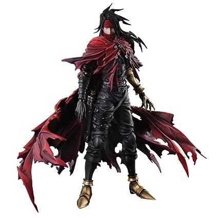 Amazon Com Square Enix Final Fantasy Dirge Of Cerberus Vincent