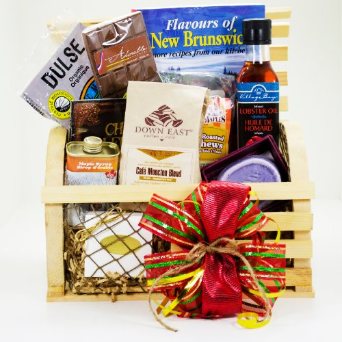 Amazon.com : Atlantic Canada Lobster Trap Gift Basket : Gourmet Seafood Gifts : Grocery & Gourmet Food