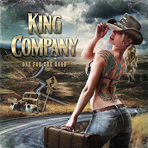 King Company - One For The Road - CD - FLAC - 2016 - NBFLAC Download