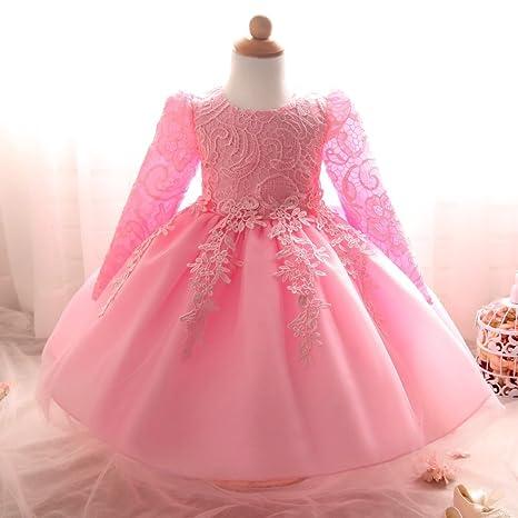 nuovo arriva pensieri su stile classico del 2019 Wedding Trolux (TM) Bianco battesimo vestito dalla neonata ...