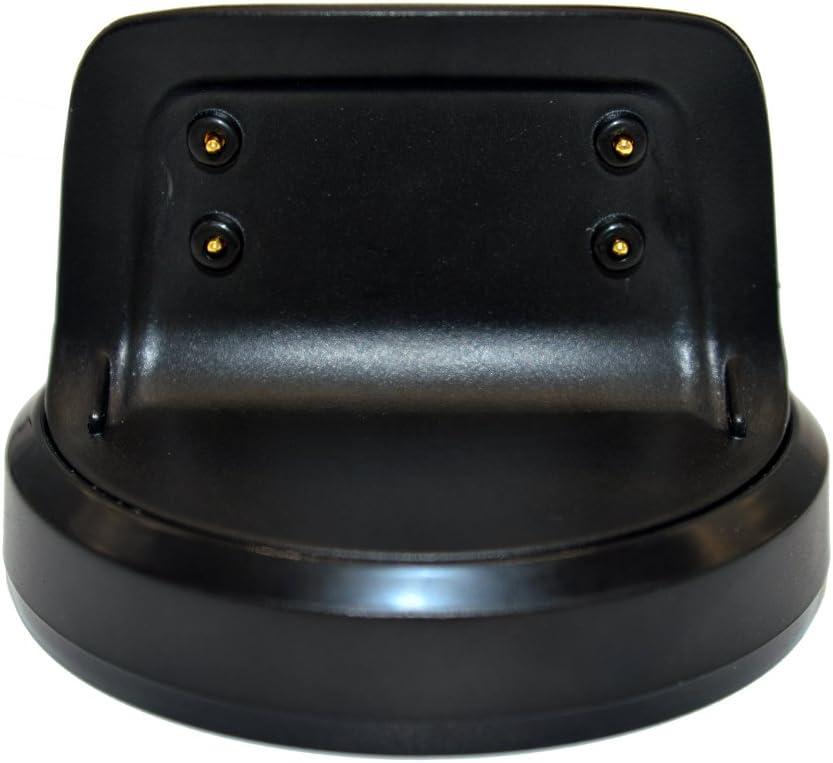 Aresh For Gear Fit 2 Pro / Gear Fit 2 Estación de acoplamiento Base de carga, Cargadores para Samsung Gear Fit2 Pro SM-R365 / Samsung Gear Fit2 SM-R360