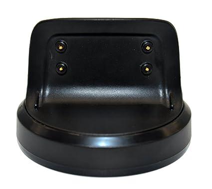Aresh For Gear Fit 2 Pro / Gear Fit 2 Estación de acoplamiento Base de carga, Cargadores para Samsung Gear Fit2 Pro SM-R365 / Samsung Gear Fit2 ...