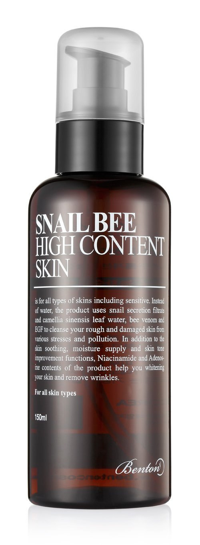 BENTON Snail Bee High Content Skin(Toner)