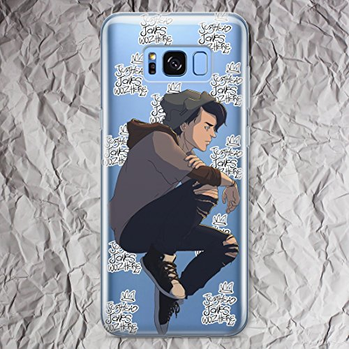 Jughead Jones Phone Case Riverdale Samsung for Galaxy S9 S8 plus S7 S6 Edge Plus Note 8 5 4 S5 cases Southside Serpents Jacket Shirt sweatshirt patch hoodie tshirt gifts print Fandom Silicone Cover