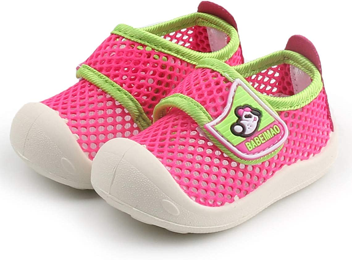 DADAWEN Babys Boys Girls Water Shoes Breathable Closed Toe Lightweight Sandals for Beach Swimming Pool