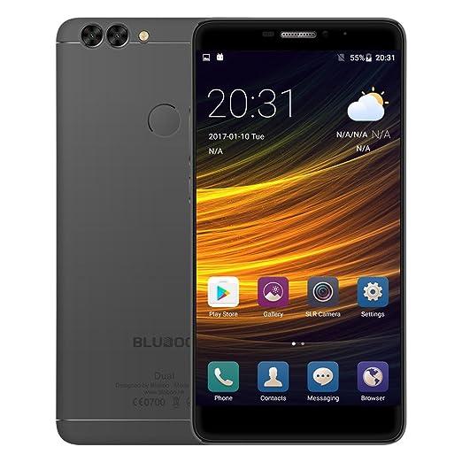 2 opinioni per BLUBOO DUAL 4G LTE Smartphone Android 6.0 Cellulare Doppia Fotocamera 13MP&2MP ,