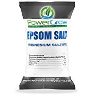Magnesium Sulfate 100% Water Soluble (5 Pounds)