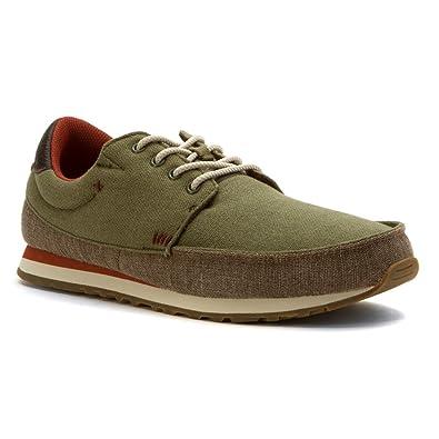 1435cd21e410 Sanuk M Beer Runner Sneakers  Amazon.co.uk  Shoes   Bags