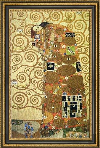 - Art Oyster Gustav Klimt A Frieze of The Villa Stoclet in Brussels Fulfillment - 18.05