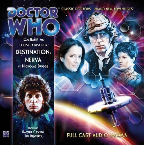 Destination: Nerva (Doctor Who: The Fourth Doctor Adventures) (Destination Audio)