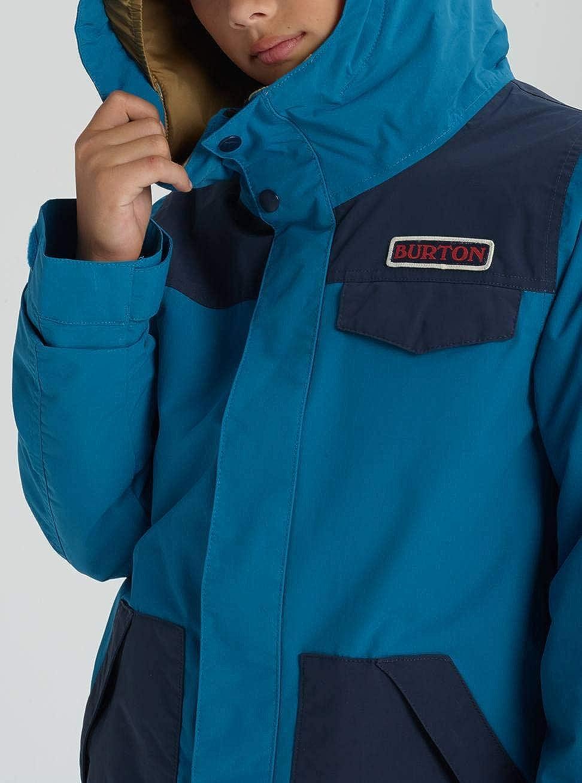 Giacca da Snowboard Unisex Bambini Burton Dugout