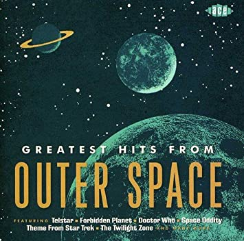 Greatest Hits from Outer Space / Various