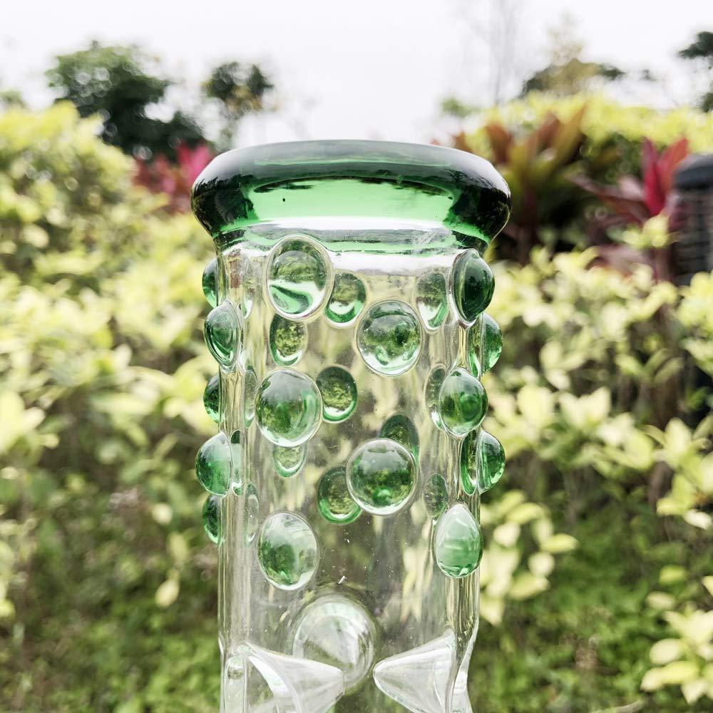 Handmade Glass Water Big Chamber Bub 12.5 inch YF61