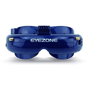 Goolsky Gafas EyeZone 5.8G FPV con diversidad Grabador DVR doble ...