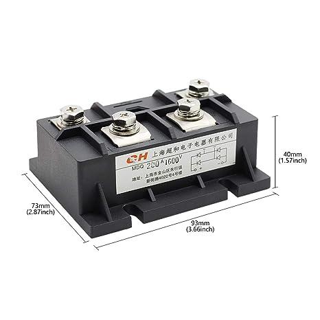 Inverter welding machine rectifier diode module DH2F200N4S 200A 400V