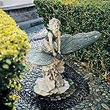 Best Design Toscano Fairies - Design Toscano A Fairy's Wondrous Butterfly Ride Statue Review