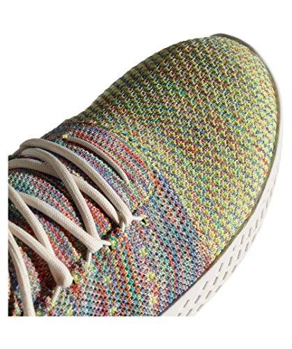 adidas Scarpe Unisex Pharrell Williams Tennis HU in Primeknit Multicolor CQ2631 Multicolor