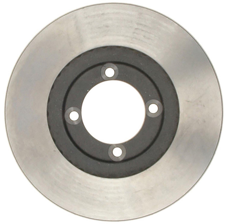 ACDelco 18A305A Advantage Non-Coated Front Disc Brake Rotor
