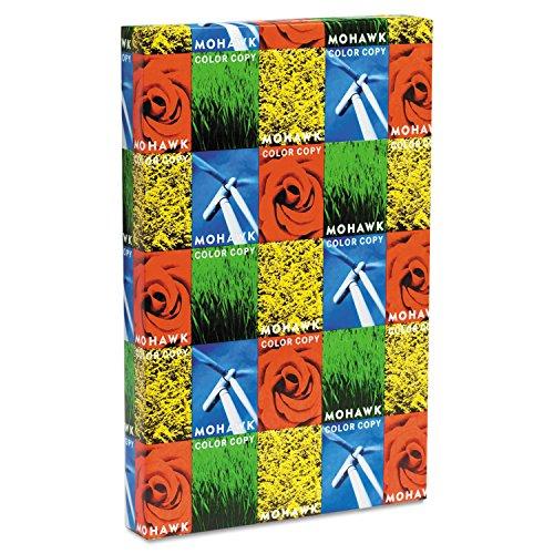 Mohawk 12215 Copier 98 Cover, 80lb, 17 x 11, Bright White, 250 Sheets