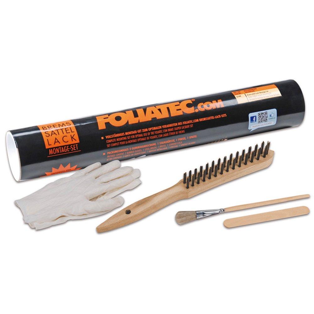 FOLIATEC 2199 Kit Complet Préparation Application Peinture Etrier