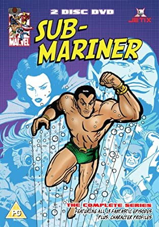 The Sub-Mariner: The Complete Series