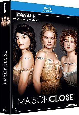 Maison Close Saison  Blu Ray