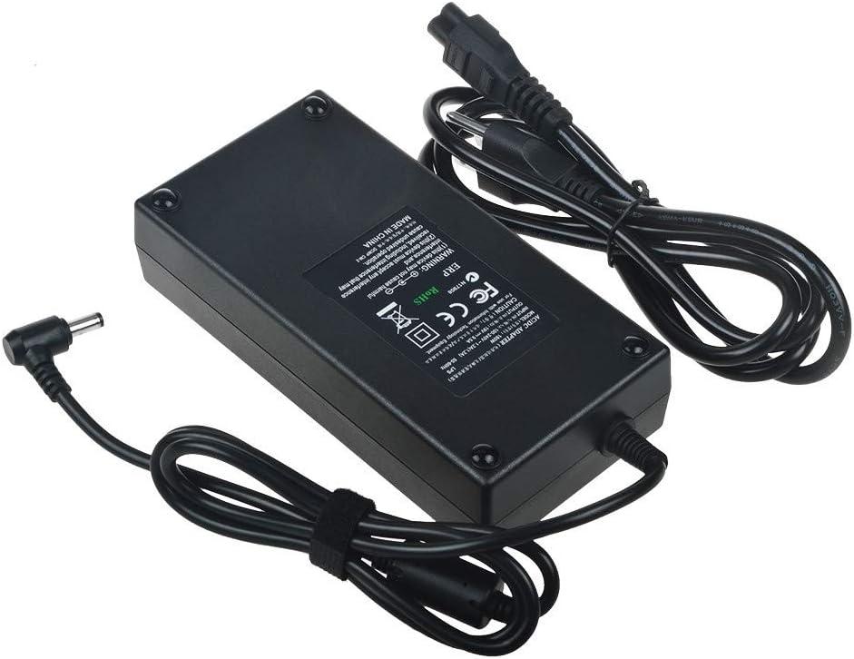 SLLEA 180W AC Adapter for MSI GF62 7RE 7RE-2096US 7RE-1452US 7RE-2025US GF62VR 7RF-877US 7RF 4K-1029 GV62 8RE-015 8RE-016 8RE-061 8RD-034 8RD-200 8RD-275 8RD-276 8RC-035 GV72 8RE-007