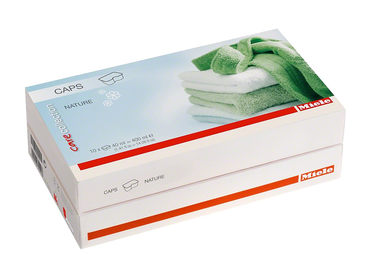 Miele Caps Collection - Nature Fabric Conditioner - Pack10